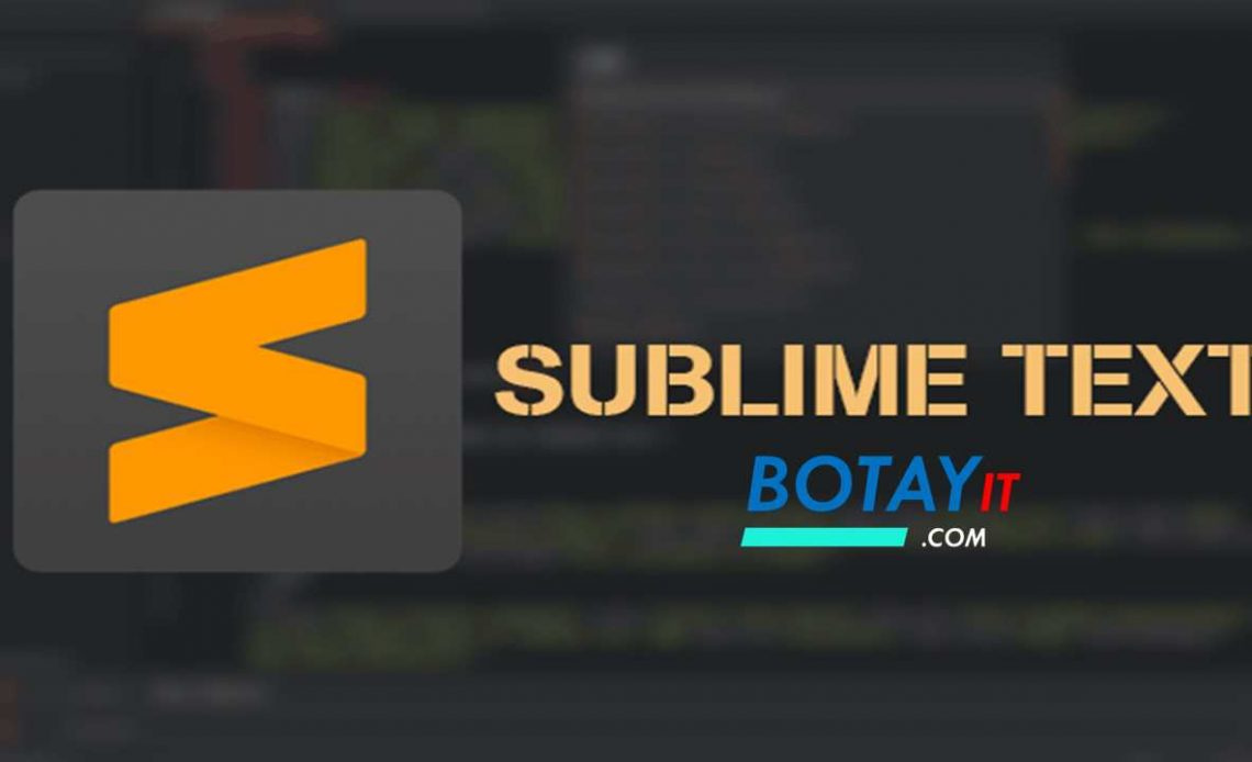 download Sublime Text 3.2.2 full crack