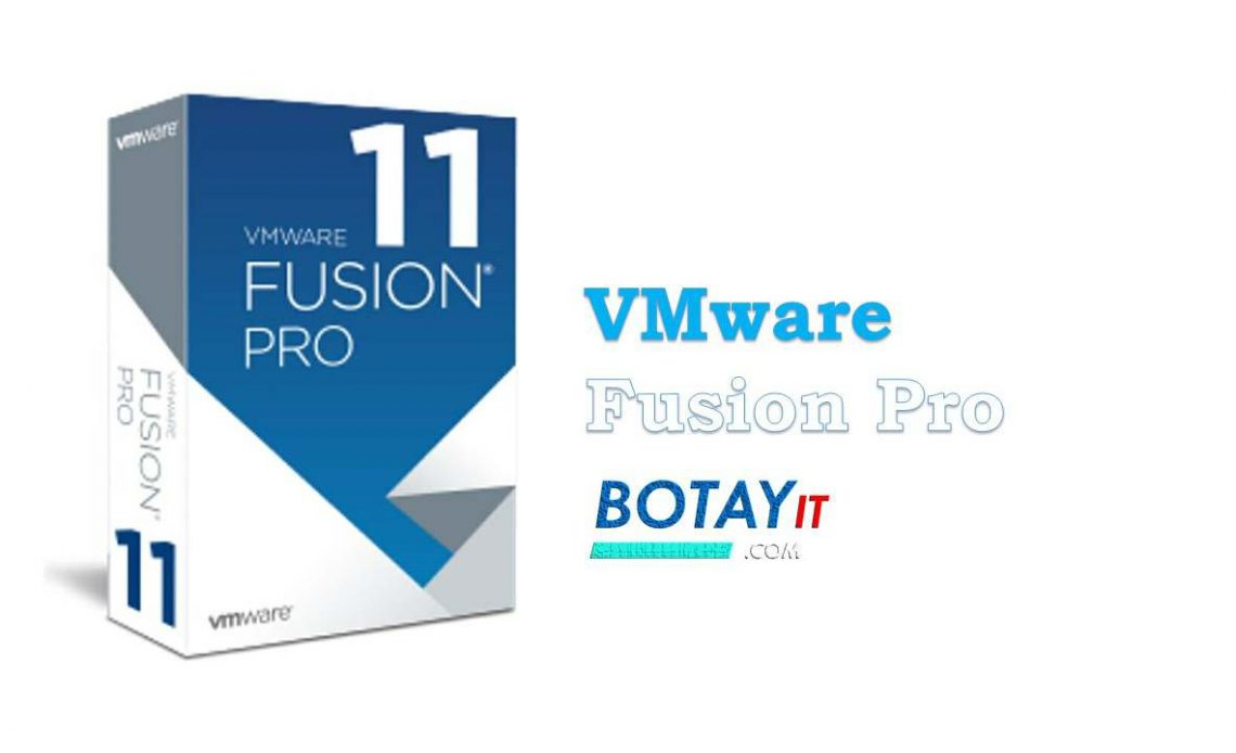 download VMware Fusion Pro 11 for Mac OS crack