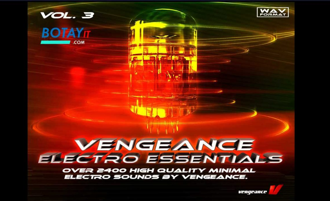 Vengeance Electro Essentials Vol.3 crack