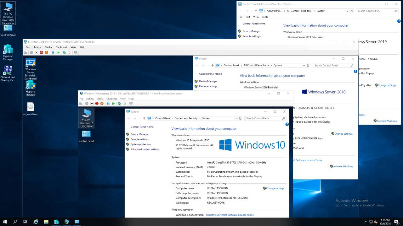 download Windows Server 2019 full key