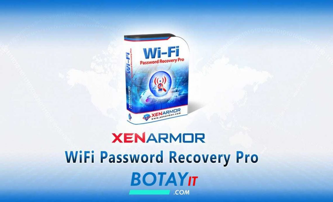 XenArmor WiFi Password Recovery Pro Enterprise full crack