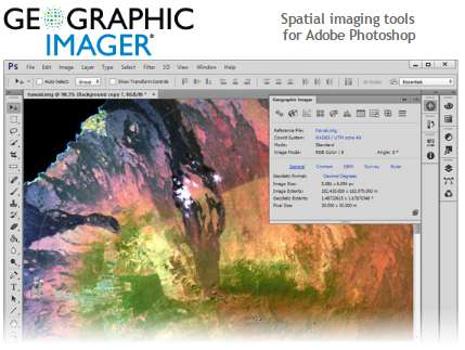 download Avenza Geographic Imager for Photoshop​​ full crack