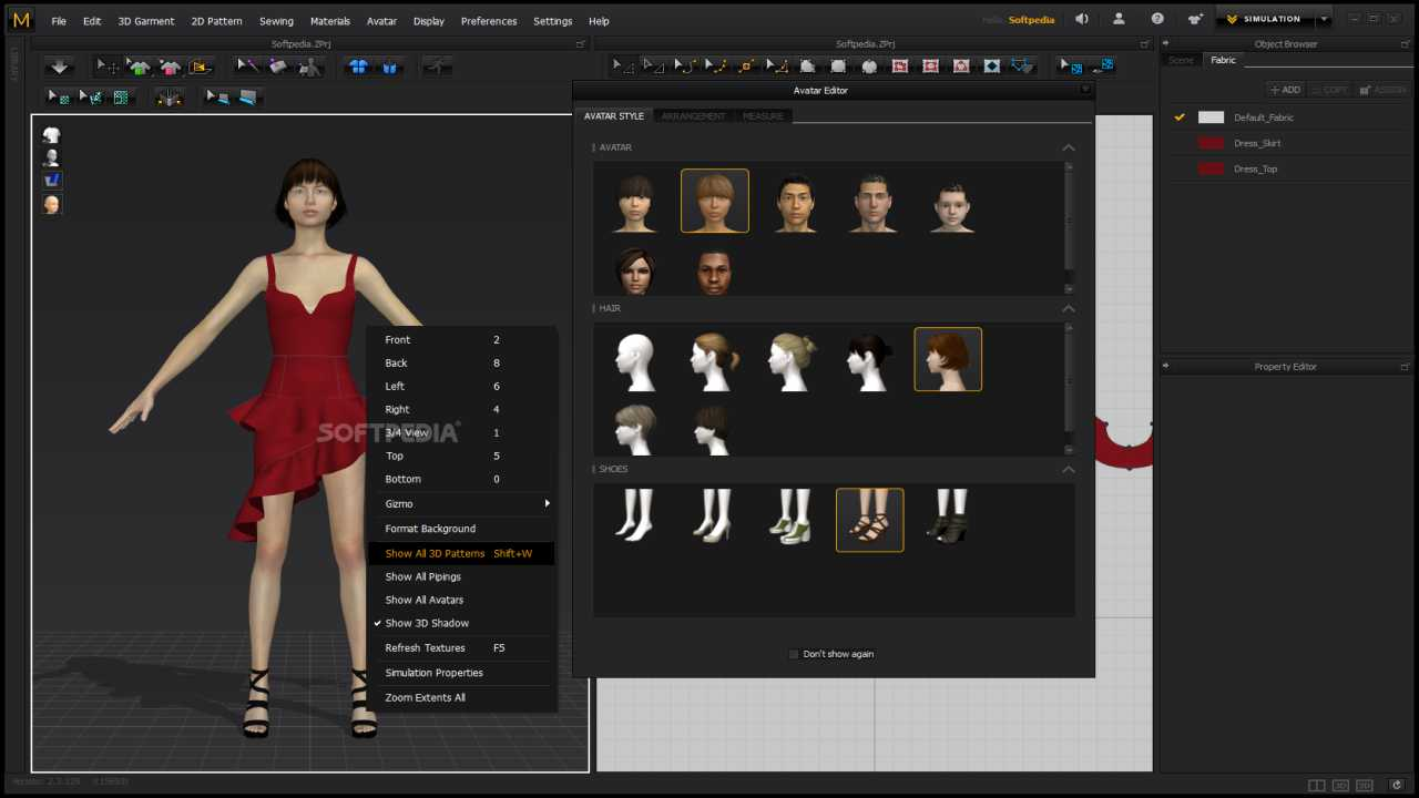 download Marvelous Designer 9 Enterprise full active