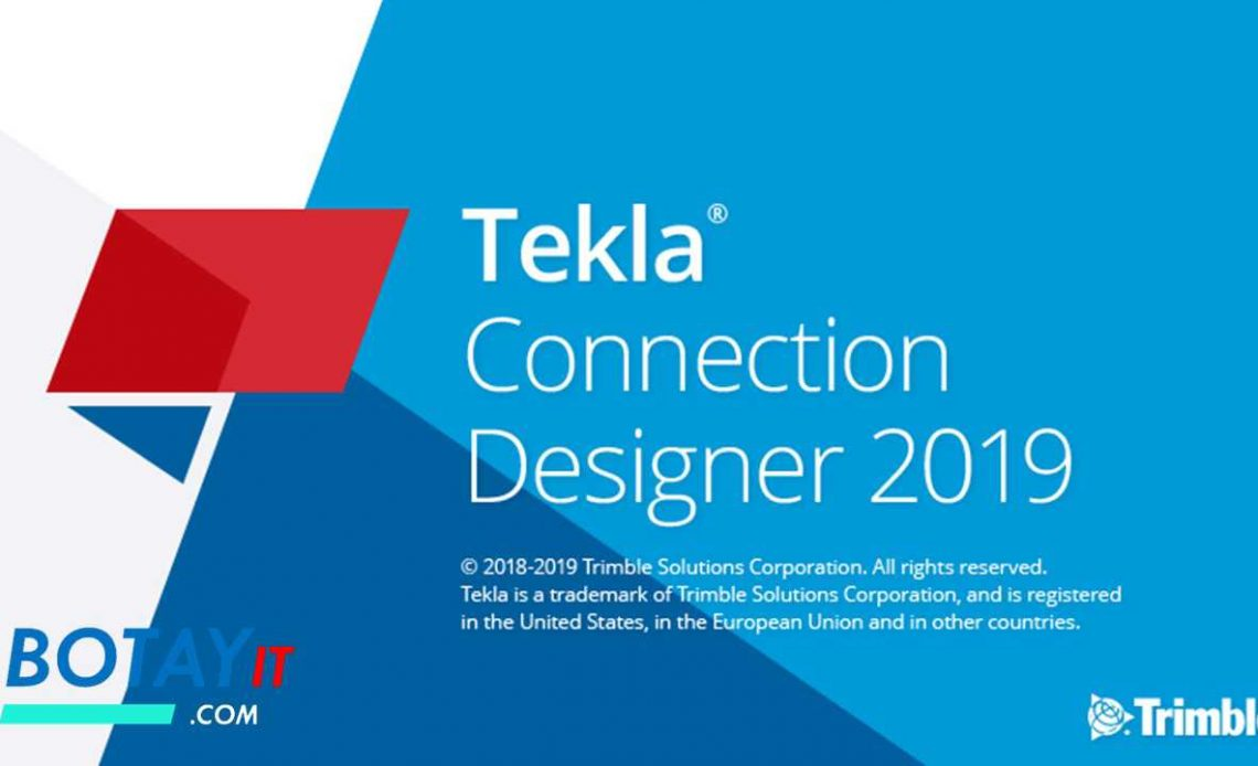 download Trimble Tekla Portal Frame & Connection Designer 2019 crack