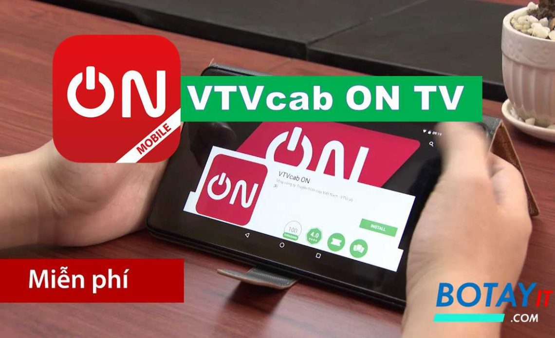 download VTVcab ON TV v3.1 for Android TV
