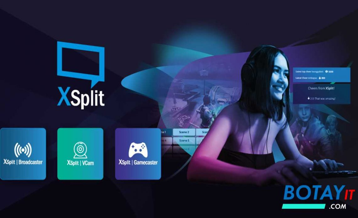 download XSplit Gamecaster Studio full crack