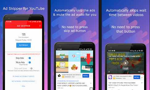 Ad Skipper for Youtube mod apk