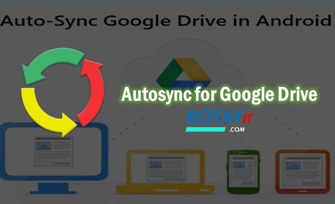 Autosync for Google Drive full mod apk
