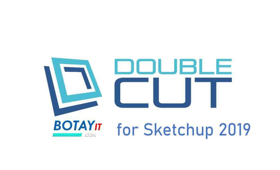 download Double-Cut for Sketchup 2019