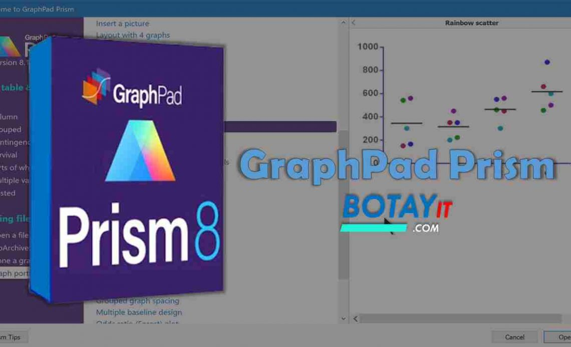 download GraphPad Prism full active