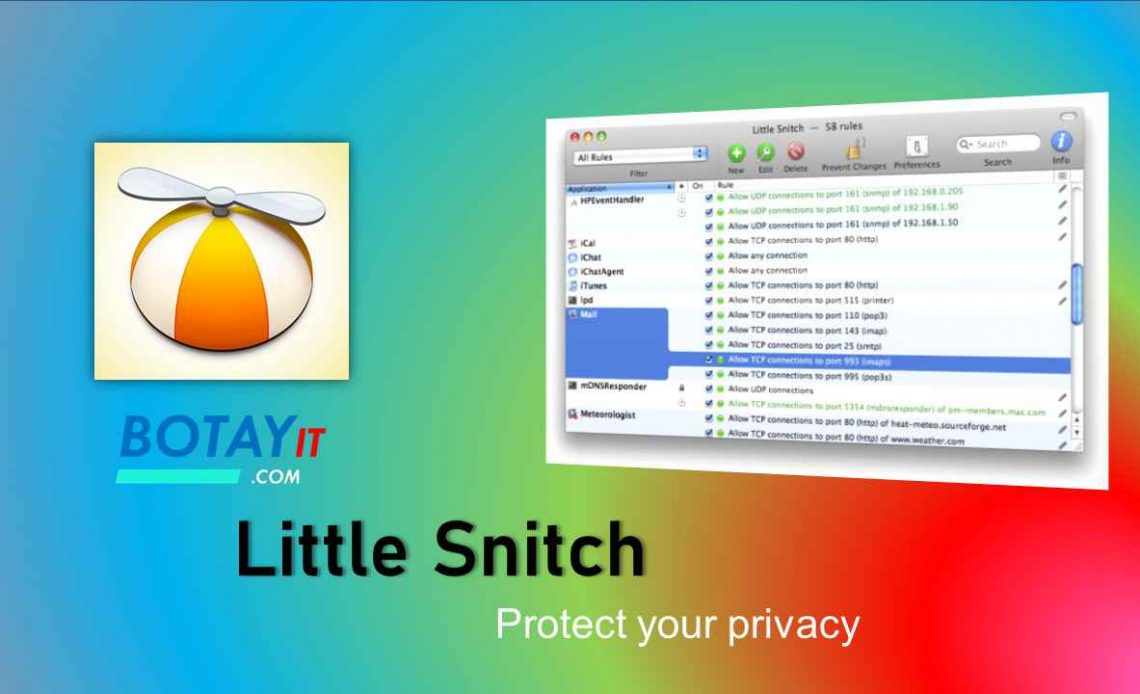 download Little Snitch full active