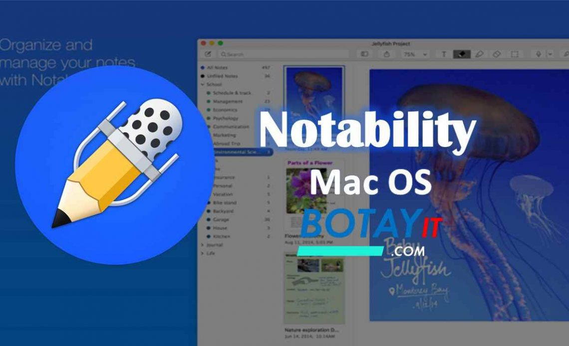 download Notability 4.1.3 for Mac OS crack