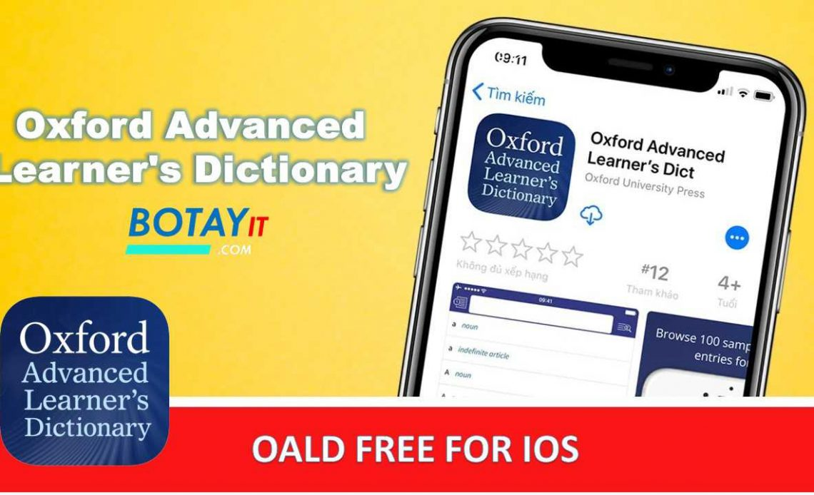 download Oxford advanced learner's dictionary free for ios
