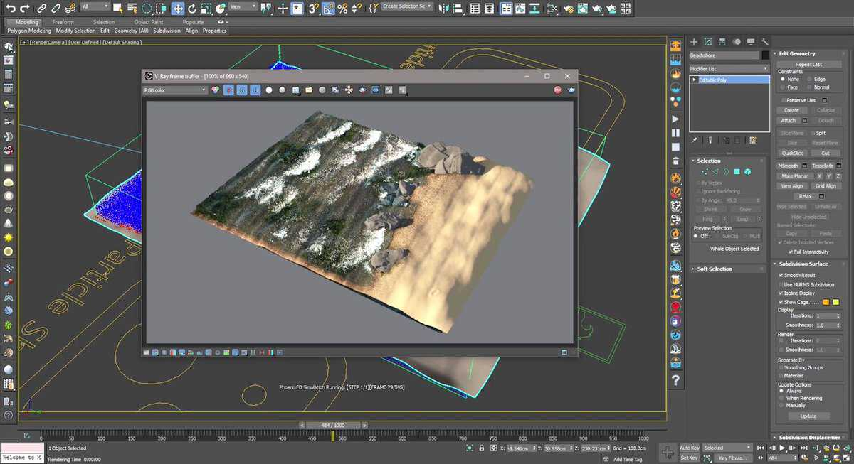 download Phoenix FD 3.4 for 3ds Max 2015-2020