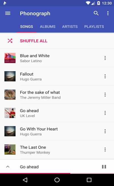 download Phonograph Music Player Pro full mod apk