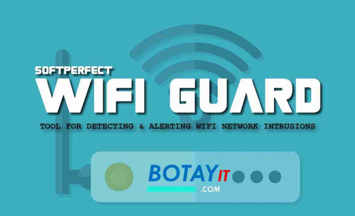 download SoftPerfect WiFi Guard full crack