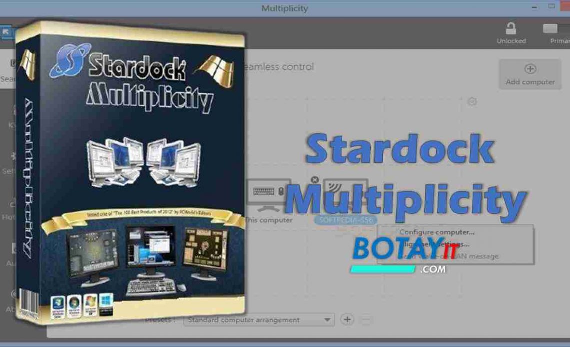 download Stardock Multiplicity full crack