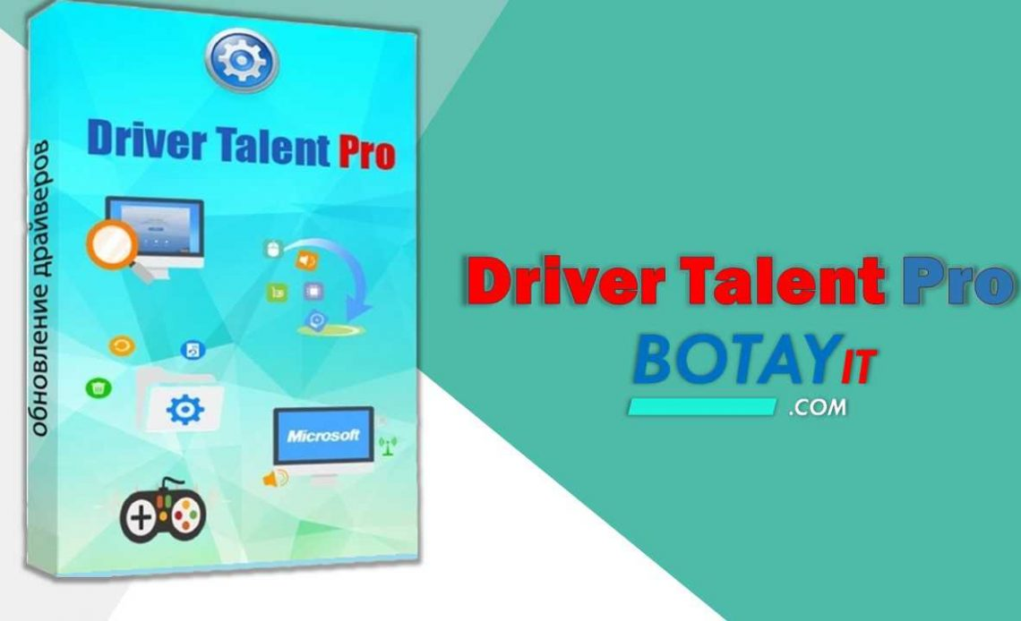 share key Driver Talent Pro