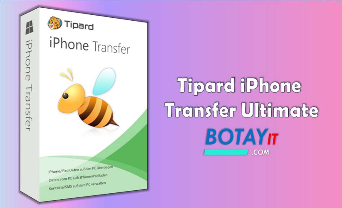 download Tipard iPhone Transfer Ultimate