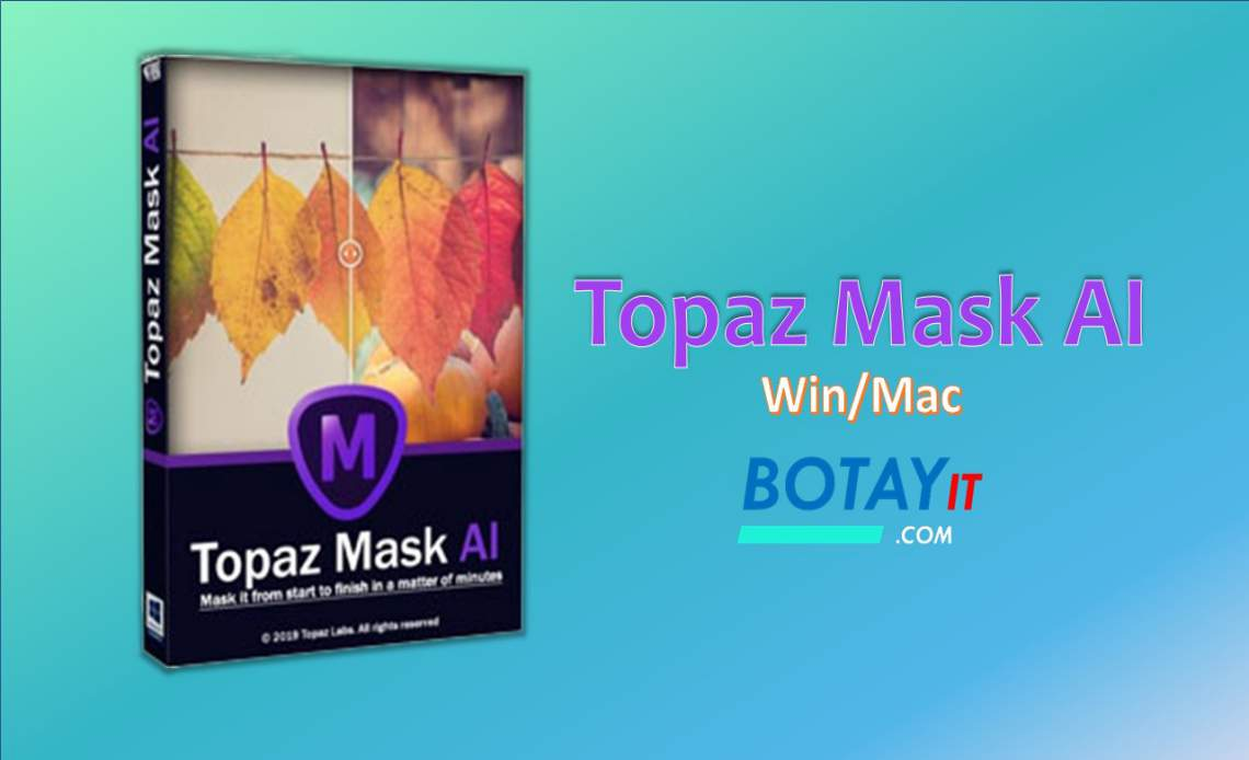 download Topaz Mask AI crack