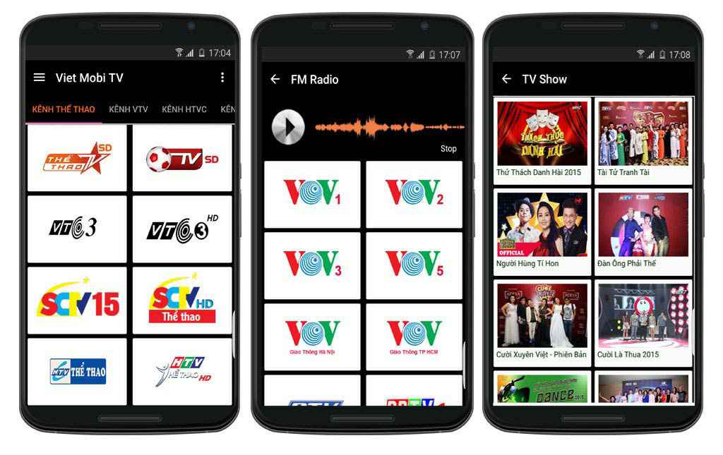 download Viet Mobi TV v1.2.0 Pro mod apk