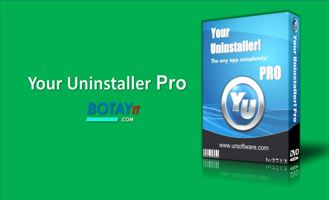 cài đặt Your Uninstaller Pro
