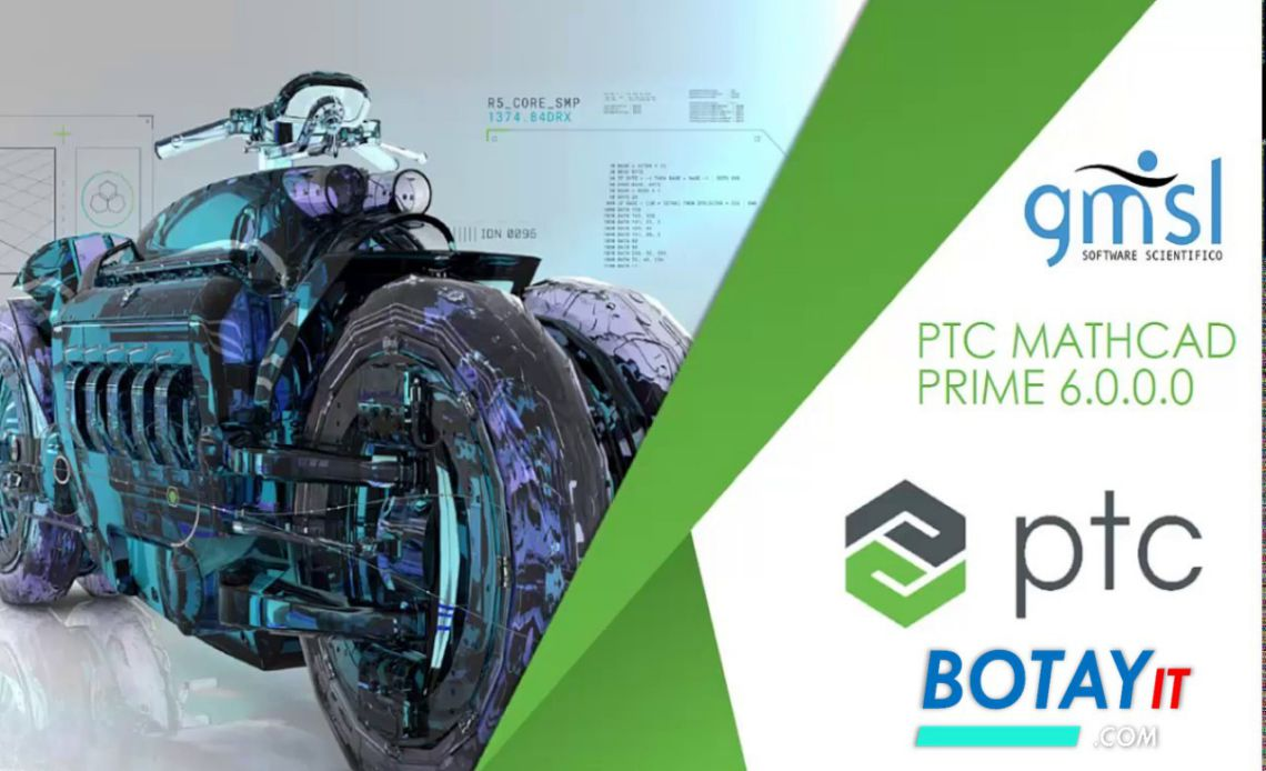 download PTC Mathcad Prime 6 full crack
