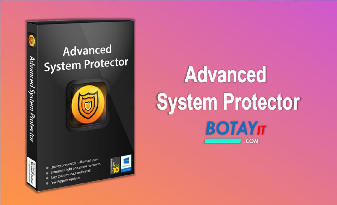 Advanced System Protector full crack