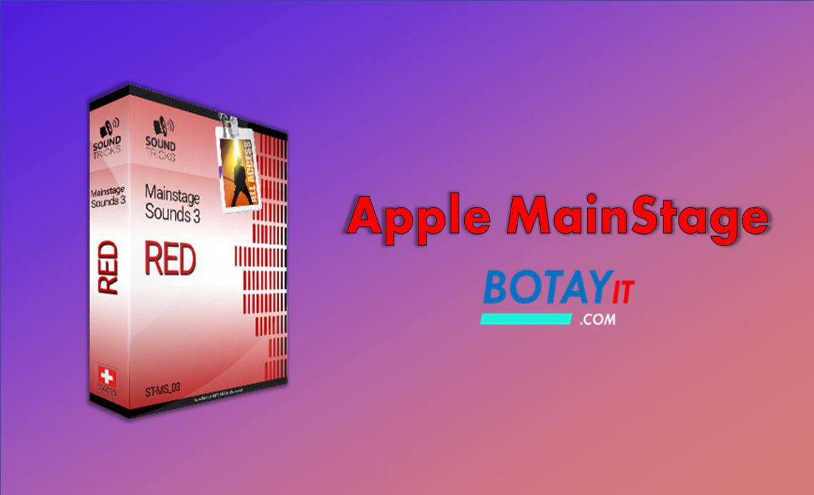 download Apple MainStage crack