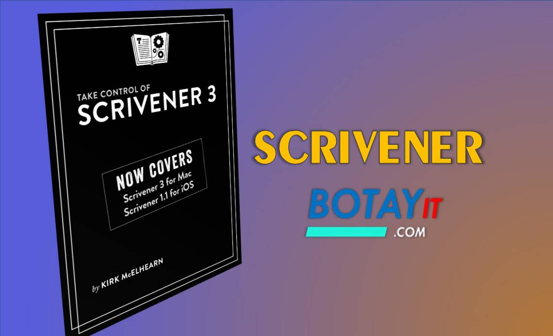 download Scrivener crack