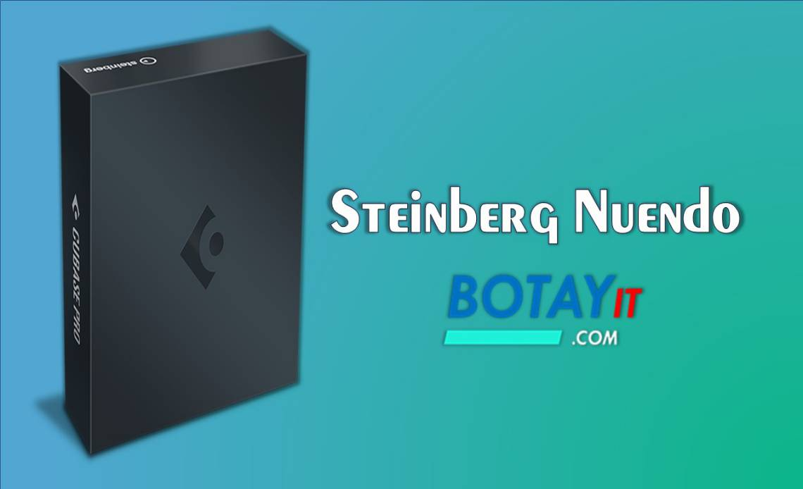 download Steinberg Nuendo crack