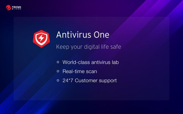 download Antivirus One full crack