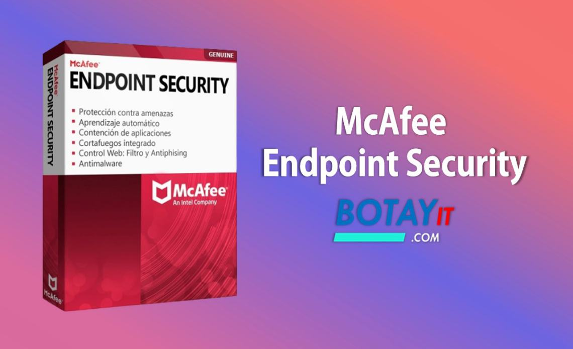 download McAfee Endpoint Security