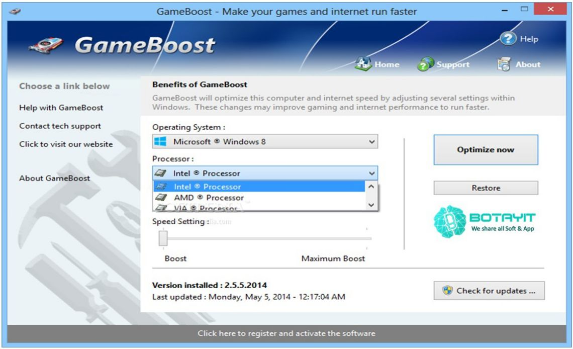 download PGWare GameBoost crack