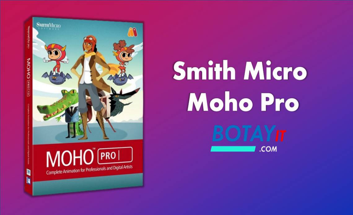 Smith Micro Moho Pro full crack