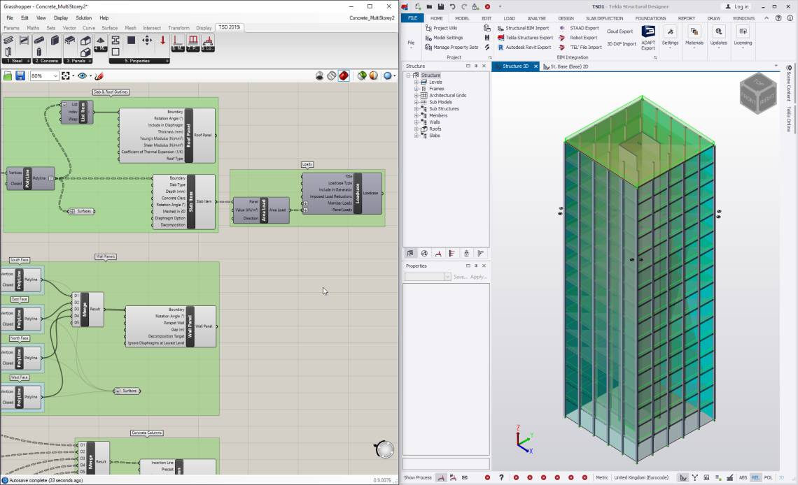 download Tekla Structural Designer 2020 crack
