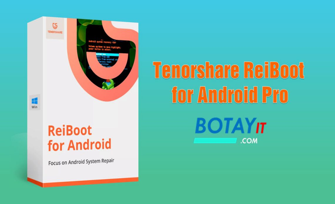 Tenorshare ReiBoot for Android Pro full crack