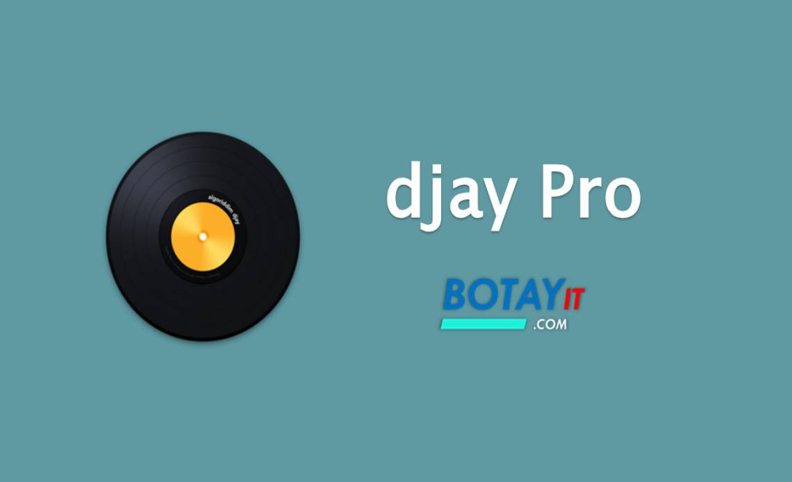 download djay Pro for mac os crack