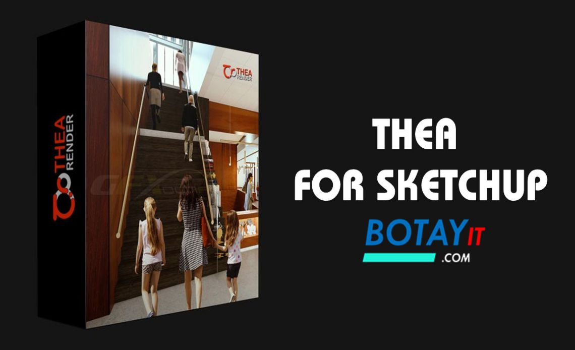 download Thea For SketchUp crack