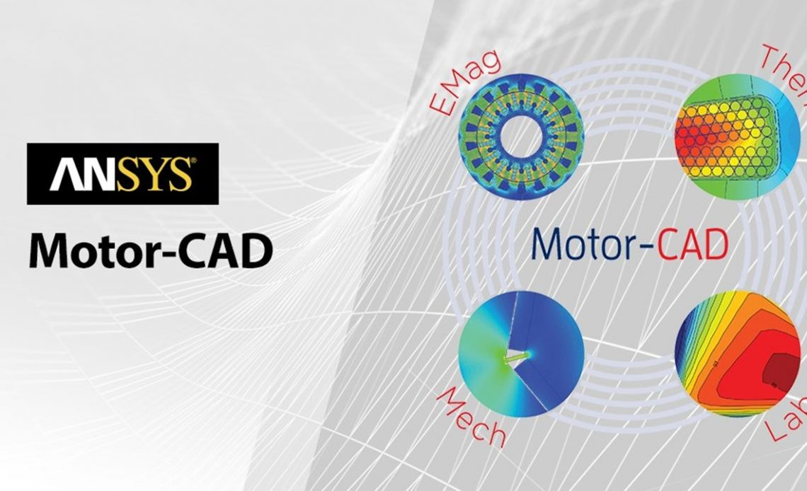 ANSYS Motor-CAD full crack