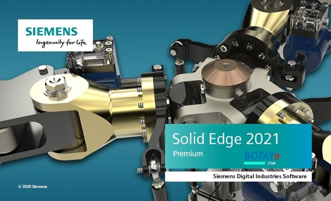 tai ve Siemens Solid Edge 2021 crack